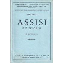 Zocca Emma, Assisi e dintorni, Istituto Poligrafico dello Stato, 1960