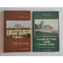 Zoppè Leandro, Rodaro Nino V., Ville del Friuli. Castelli del Friuli e della Venezia Giulia, Itinera, 1978, 1985