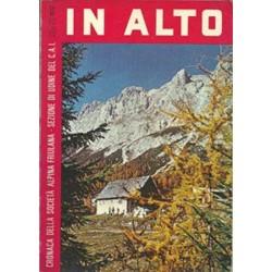 In alto, CAI Club Alpino Italiano, 1972
