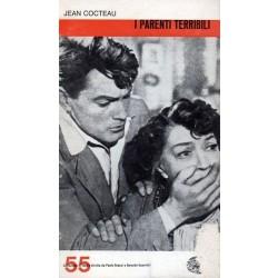 Cocteau Jean, I parenti terribili, Einaudi, 1964