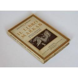 D'Orazio Donatello, Il libro di Markab, della donna e dell'amore, Parnaso, 1926
