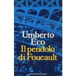 Eco Umberto, Il pendolo di Foucault, Bompiani, 1988
