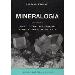 Fagnani Gustavo, Mineralogia, Signorelli, 1965
