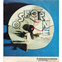 Falabrino Gianluigi, Osborne, La Nuova Italia, 1970