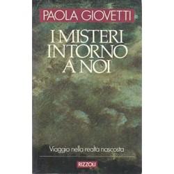 Giovetti Paola, I misteri intorno a noi, Rizzoli