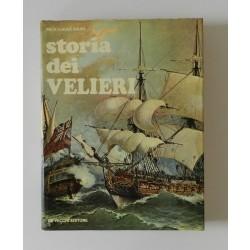 Llaugé Dausà Felix, Storia dei velieri, De Vecchi, 1974