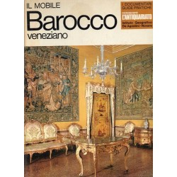 Mariacher Giovanni, Il mobile barocco veneziano, De Agostini, 1970
