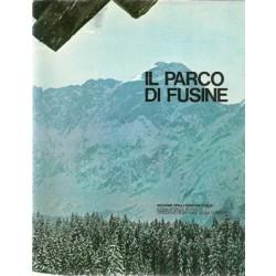 Querini Riccardo et al., Il parco di Fusine. Un parco naturale nelle Alpi Giulie, Regione Friuli-Venezia Giulia