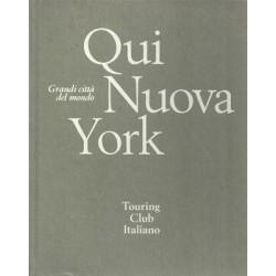 Orlando Ruggero, Rotkin Charles, Scarpa Aldo, Qui Nuova York, Touring Club Italiano TCI, 1971