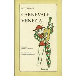 Risaliti Betty, Carnevale Venezia, Società Veneta Edizioni