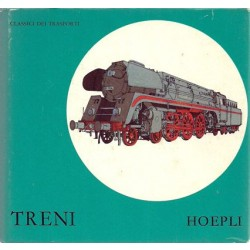 Snell J. B., Tre Tryckare, Treni, Hoepli, 1969