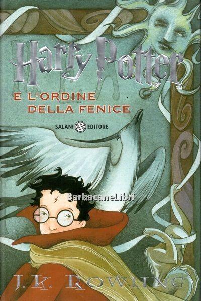 Rowling j k harry potter e l 39 ordine della fenice salani 2003 - A tavola con harry potter ...